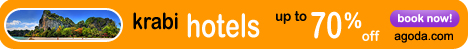 hotels in krabi thailand
