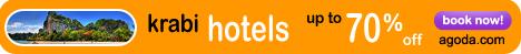 krabi hotel thailand