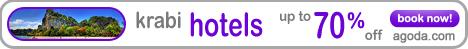 agoda hotels in Krabi