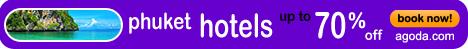 Online Hotel Booking in Phuket
