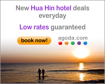 Check out hotel deals for Hua Hin on Agoda.