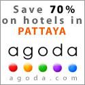 Gro�e Hotelauswahl in Pattaya