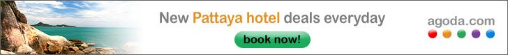 Pattaya Hotels - Very good rates at Agoda.com