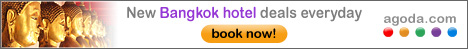 Book Bangkok hotels with Agoda!