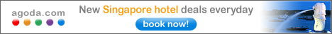 Book Singapore hotels with Agoda!