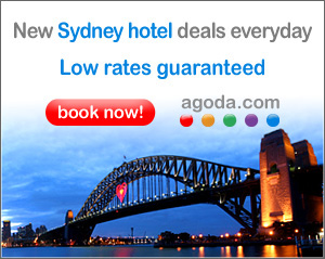 Book Discount hotels in  Sydney with Agoda.com