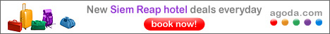Book Siem Reap hotels with Agoda!
