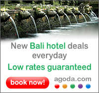 Daily Bali Hotel Deals up to 75%. Lowest Rate Guarantee.