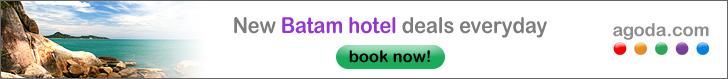 Agoda New Batam hotel deals everyday
