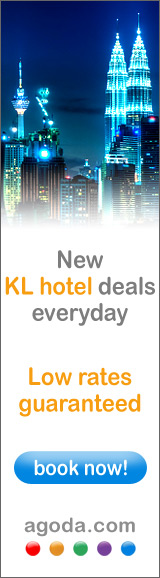 Agoda Promotions - Kuala Lumpur Hotels on sale