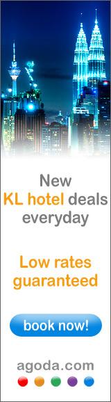 Agoda Promotions - Kuala Lumpur Hotels on sale