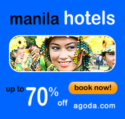 Agoda Save 70% off Manila Hotels