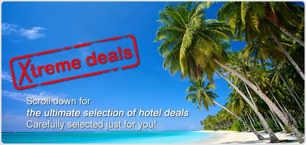 Agoda Xtreme Deals