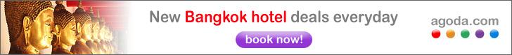 Voyager à Bangkok avec Agoda