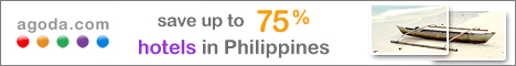 Up to 75% off your hotel room in the Philippines