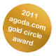 Gold Circle Award Logo